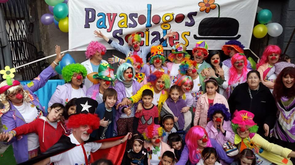 Festejo Día del niño 2015