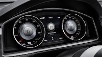 Volkswagen CrossBlue Coupé SUV Concept dash detail