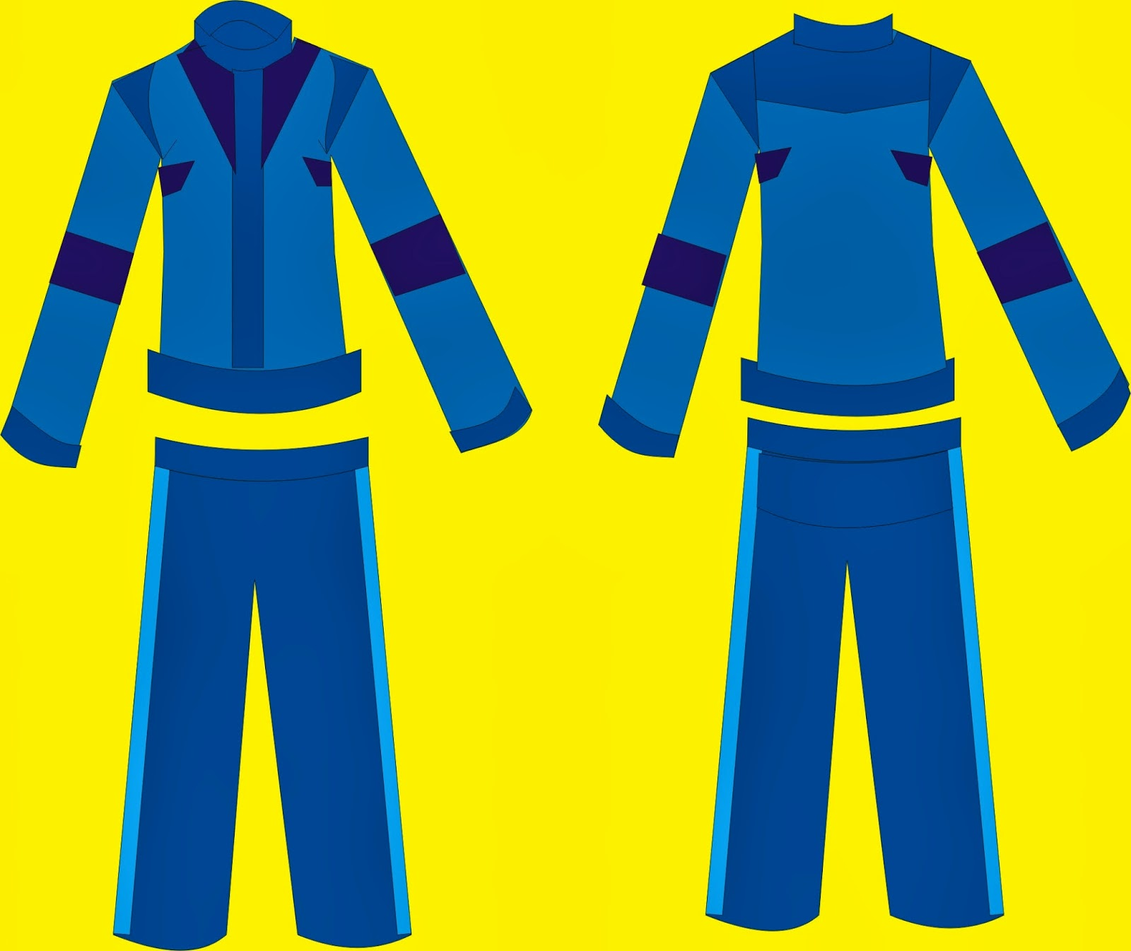 Contoh Desain Kaos Olahraga Sekolah Kejar Setoran