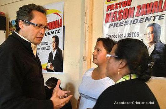 Candidato evangélico a la presidencia de Ecuador quiere prohibir conciertos de rock