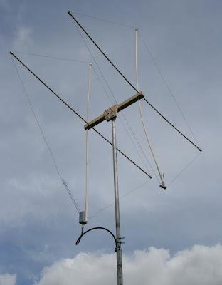 Antenne 50 mhz