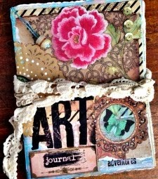 Art Journal Adventures Workshop