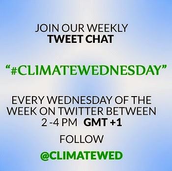 #ClimateWednesday
