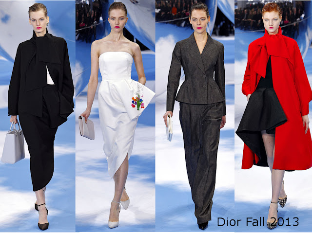 Dior Fall 2013 RTW Collection