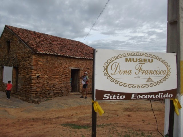VISITE O MUSEU RURAL DO SÍTIO ESCONDIDO -  PATU - RN