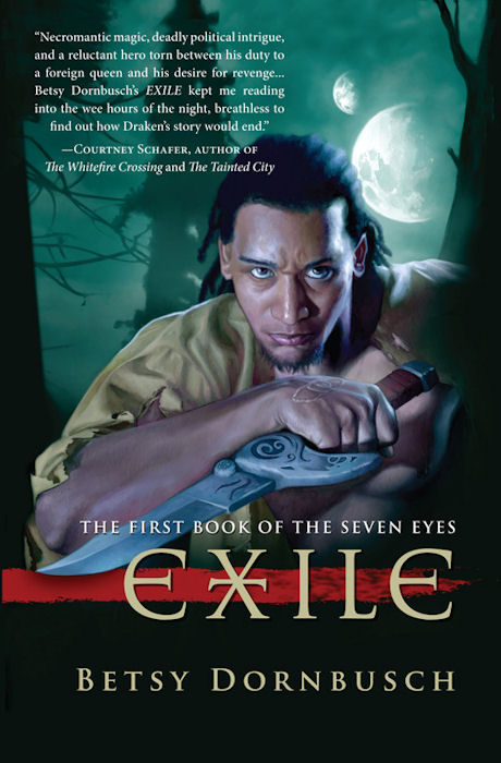 The Qwillery Interview With Betsy Dornbusch Author Of Exile