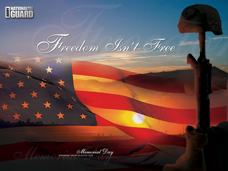 Free Memorial Day 2012 Wallpapers 1