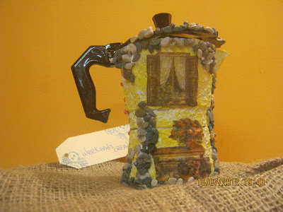 italian coffee - coffee maker creative - Kaffeemaschine kreativ - кофеварка творческий -