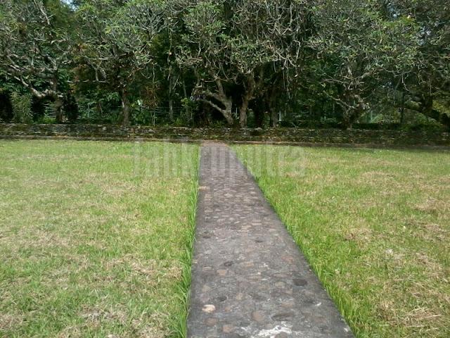 Situs cagar budaya di Nagari Pariangan 3