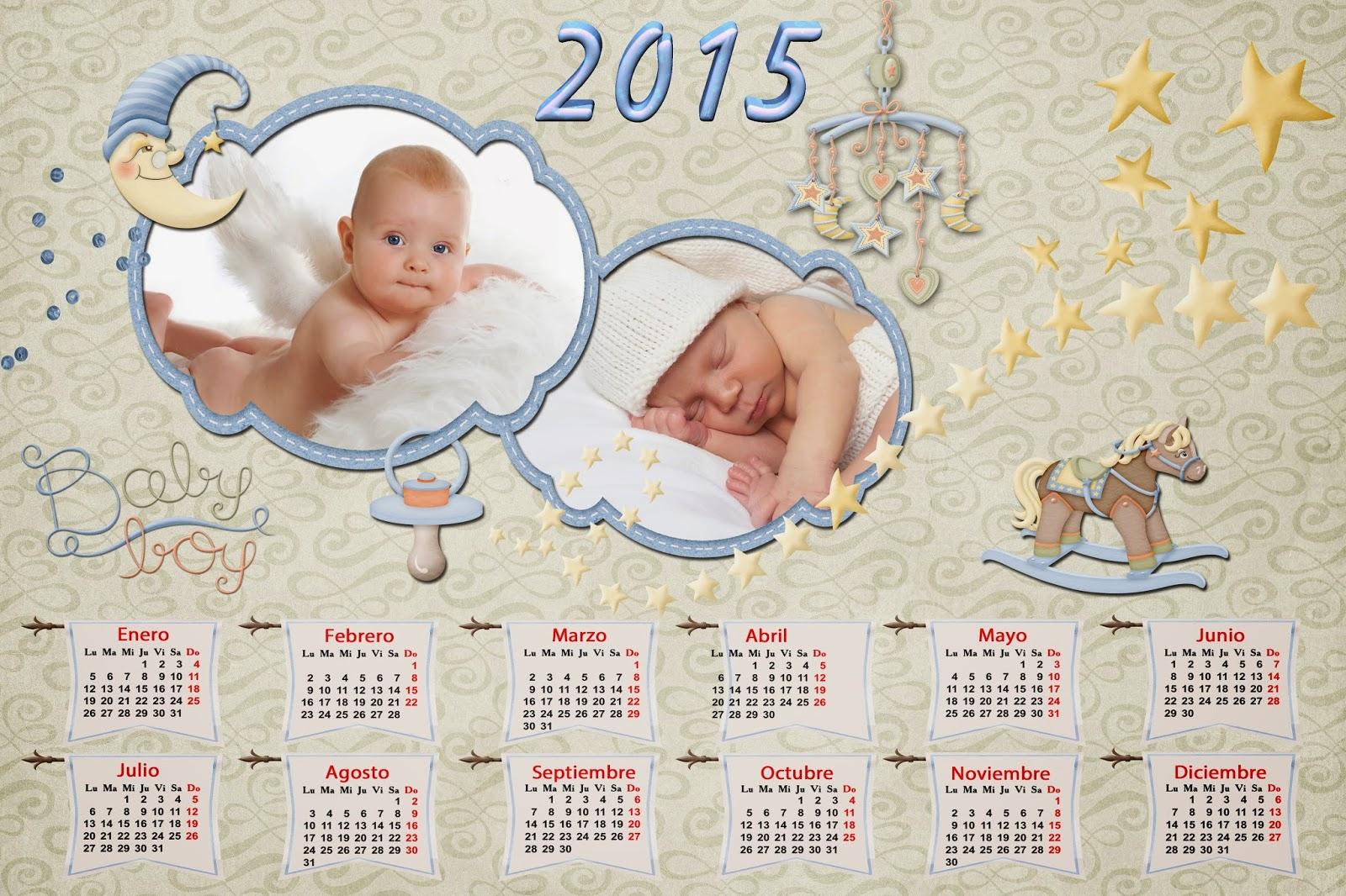 Calendario 2015 Para Ninos De