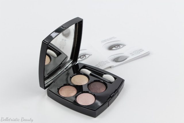 Chanel Poésie 234 Les 4 Ombres Multi-Effect Quad, Summer 2014, Collection, in studio lighting