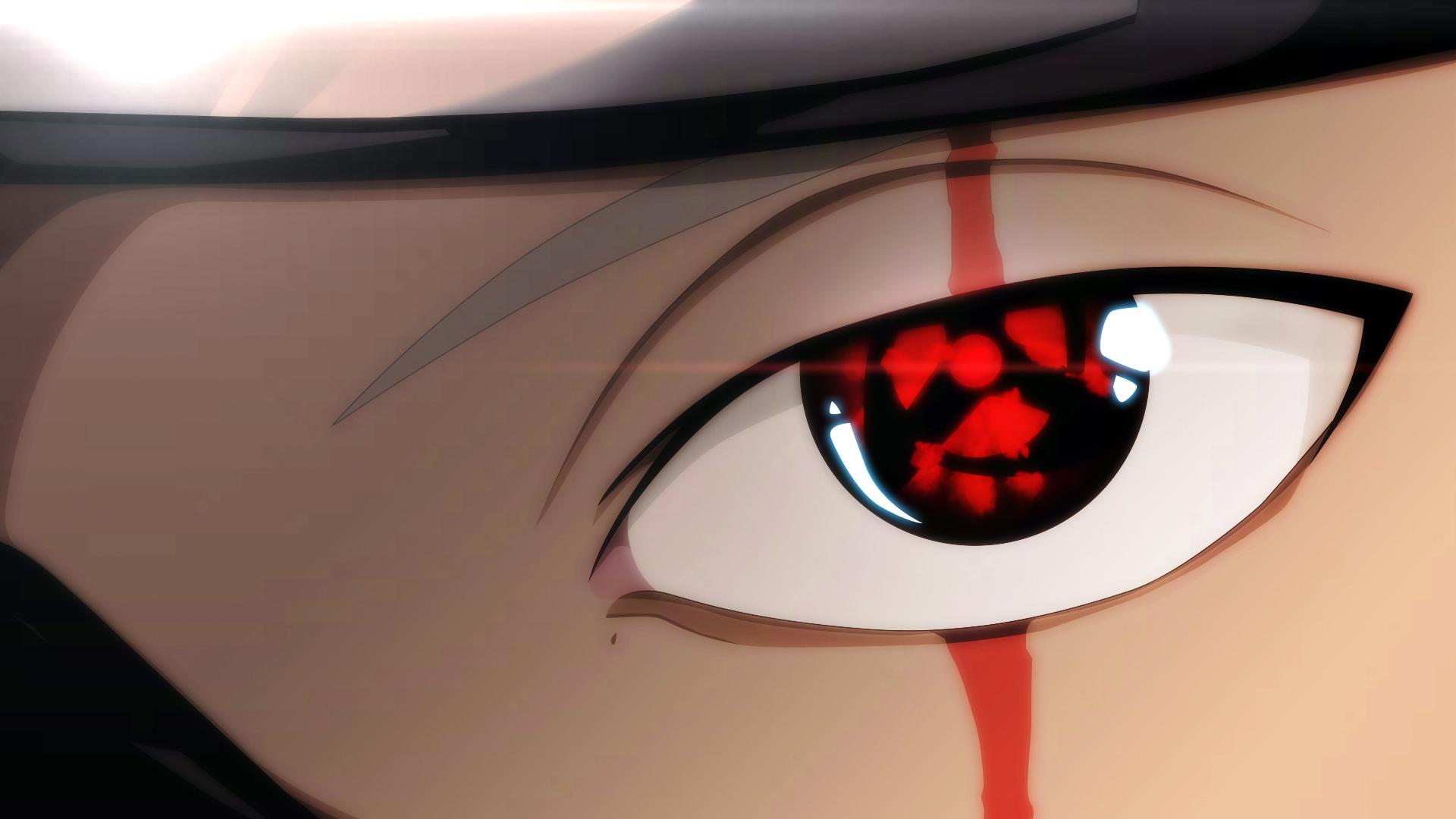 Hd wallpaper kakashi - Hatake Kakashi Sharingan Eye
