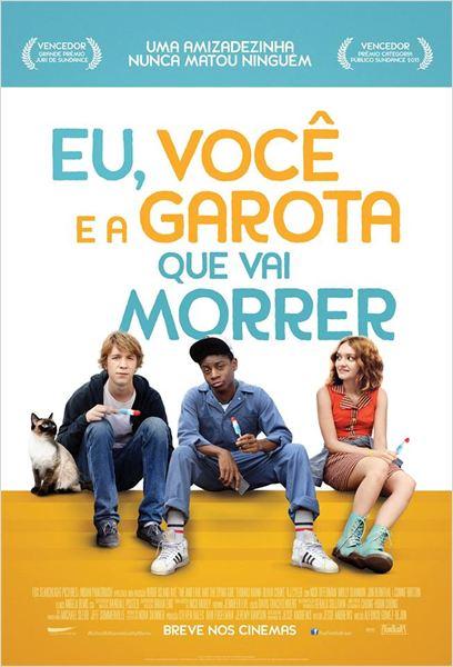 Download – Eu, Você e a Garota que Vai Morre (2015)
