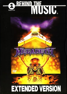 Megadeth Behind the music