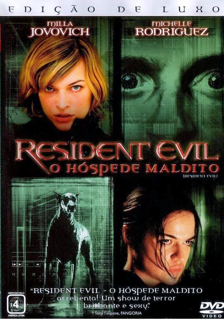 Resident Evil: O Hóspede Maldito – Dublado (2002)
