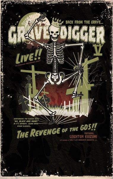 The Gravedigger V
