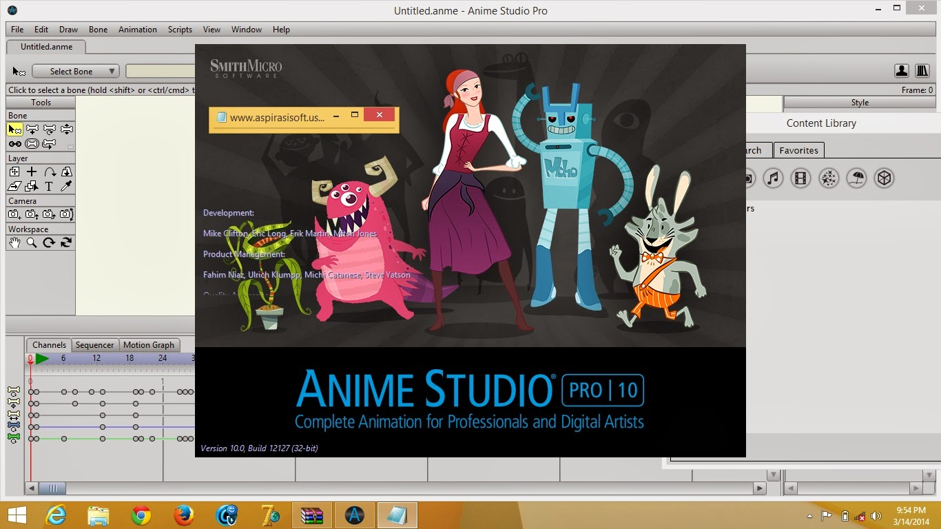 anime studio crack