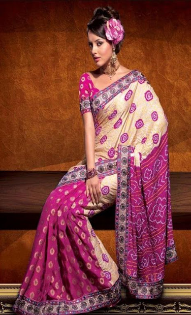 Women Bengali Saree Trends 2012
