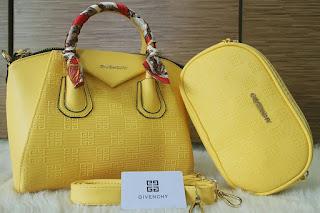 Tas KW Givenchy Antigona Syall Set 2in1 310JY Jakarta