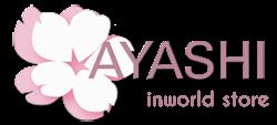 [^.^Ayashi^.^] Inworld store