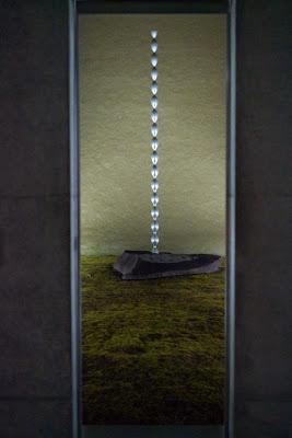 杉本博司「苔の観念」「観念の形 003 オンデュロイド」