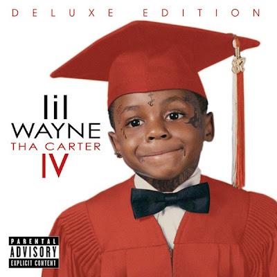 News // Lil' Wayne – Tha Carter IV (Album Cover)