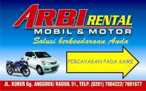 Sewa Mobil Purwokerto Arbi Rental