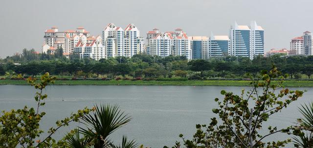 Singapore suburbs