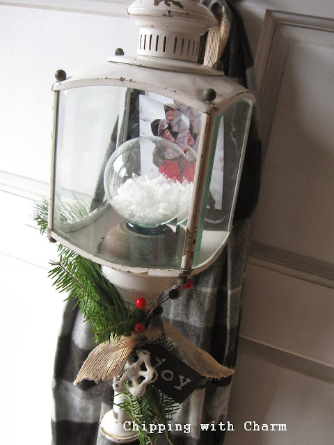 Chipping with Charm: Snowy Scene Lantern...http://www.chippingwithcharm.blogspot.com/