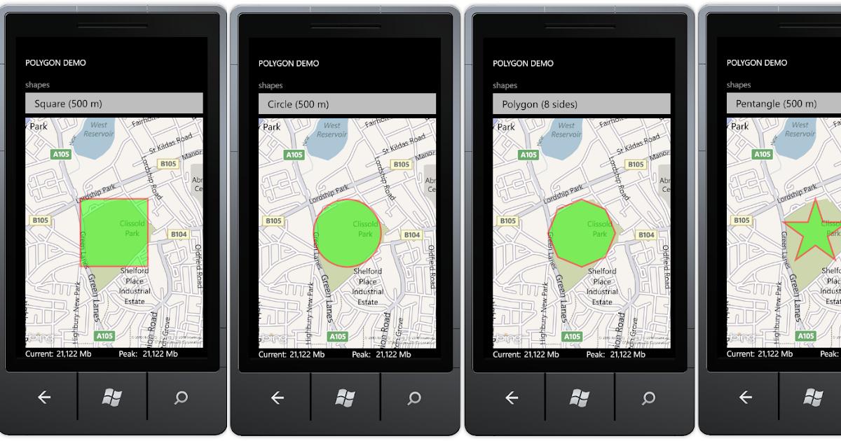 Awkward Code... Bing Maps