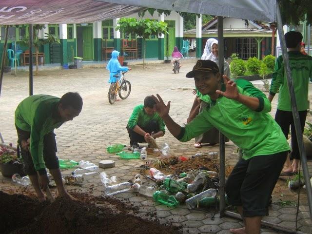 Persiapan Sekolah Adi Wiyata Kota Metro