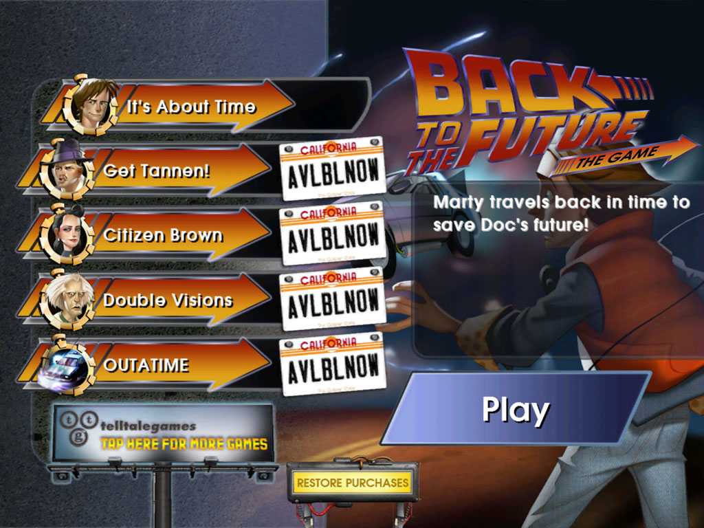 iOS Free GameSave Backup