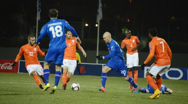 Prediksi Belanda vs Islandia