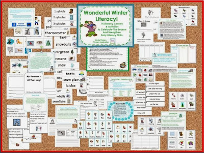 http://www.teachersnotebook.com/product/linda%20n/wonderful-winter-literacy-activities