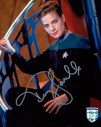 Official Pix Terry Farrell autographs in stock!