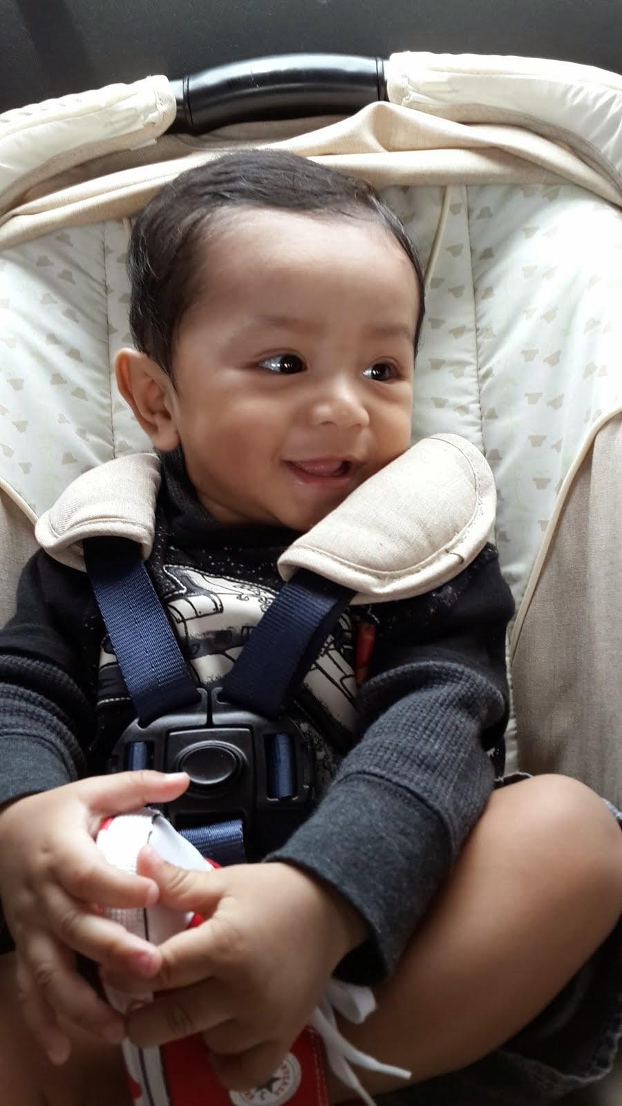 Aqil @ 8 months
