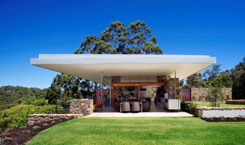 architecture Yallingup Residence exterior 3