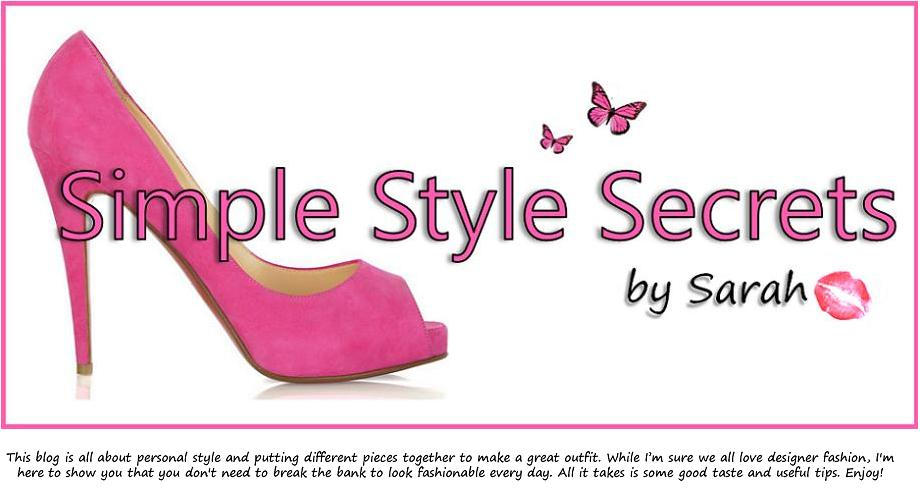 Simple Style Secrets