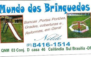 MUNDO DOS BRINQUEDOS.