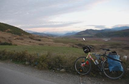bicicletta Albania