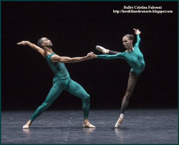 Viktorina Kapitonova and Manuel Renard - Ballet