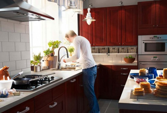 Hopefully You Get New Ideas To Beautify Your Kitchen In The House I Hope You Like