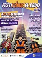 FESTICÓMIC EL EJIDO 2015