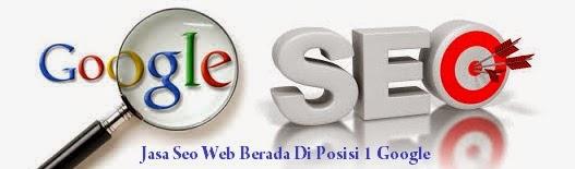 Jasa Seo Web Berada Di Posisi 1 Google