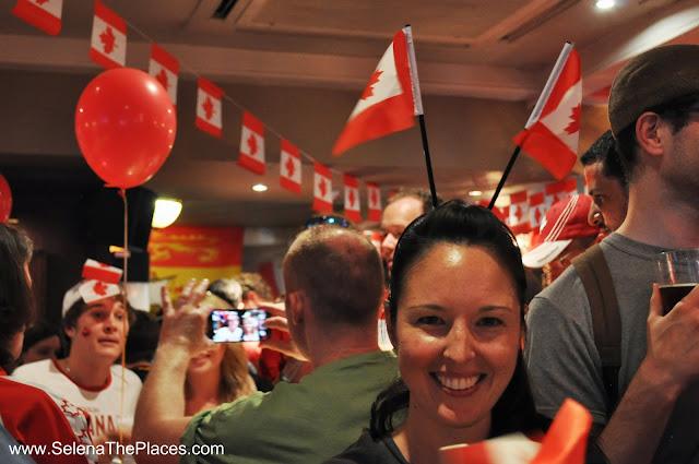Canada Day at Maple Leaf Pub