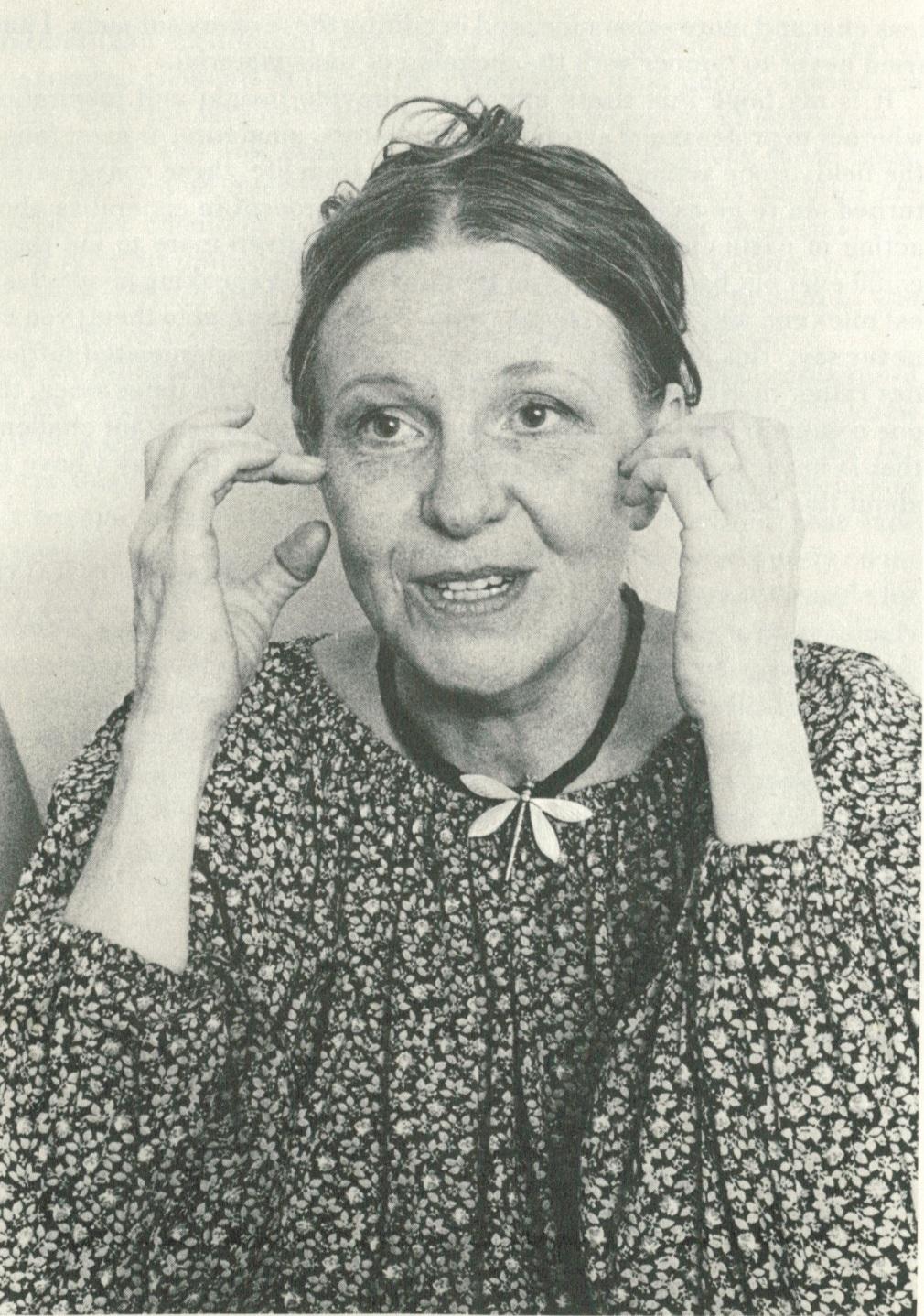 Geraldine Page ...