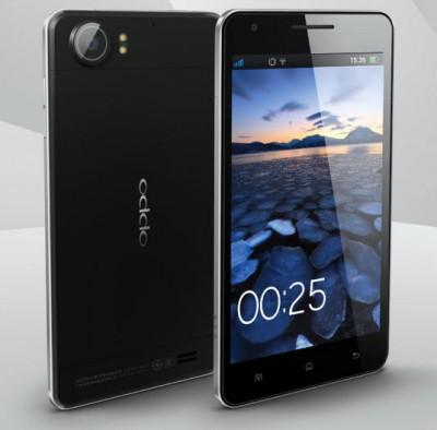 Oppo Finder X907, Handphone Dual Core ICS 4.3 inci Bodi Slim
