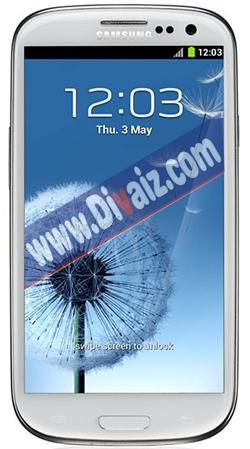 Samsung Galaxy S3 GT-I9300 - www.divaizz.com