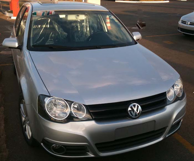 VW Golf Sportline 2012 Limited