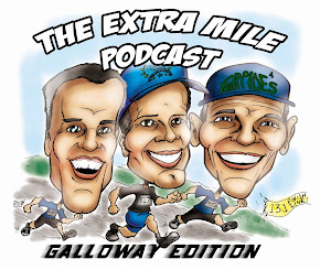 The Extra Mile Podcast- GALLOWAY EDITION